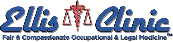 Ellis Clinic Injured Worker logo